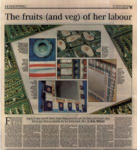 The Independent Culture by Kate Mikhail 31.7.1998
