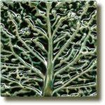 Angela Evans Cabbage tile