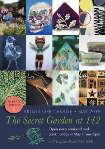The Secret Garden at 142