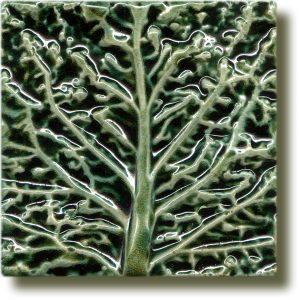 Angela Evans Cabbage tile Vertical