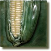 Angela Evans Sweetcorn double tile bottom