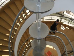 De La Warr Pavilion by Paul Gillett