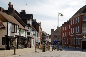 Carfax South Street Horsham West Sussex England