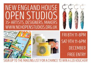 New England House Open Studios 2017