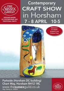 Sussex Guild Horsham April 2018