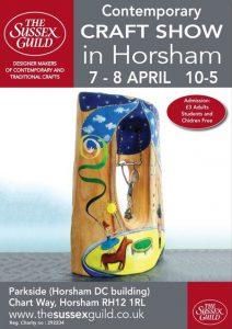 Sussex Guild Horsham April 2018