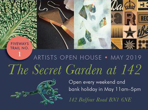 The Secret Garden at 142